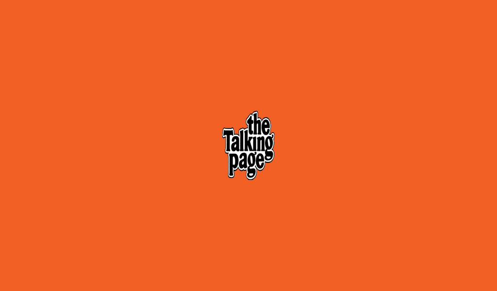 The Talking Page- screenshot