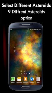3D Galaxy Wallpaper - Space Wallpaper Live- screenshot thumbnail