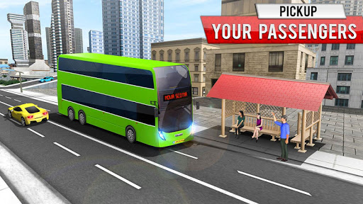 City Coach Bus Simulator 2020 - PvP Free Bus Games apkdebit screenshots 14