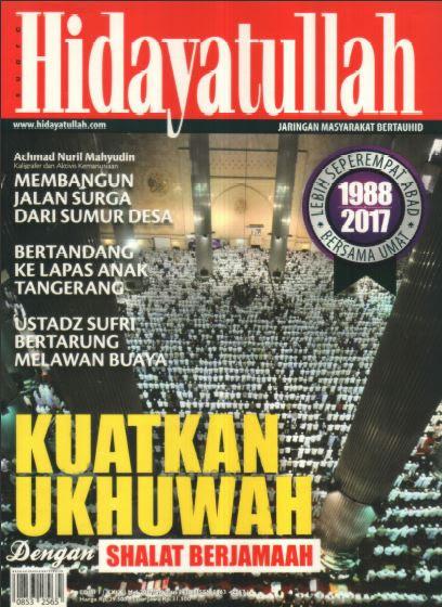 Hidayatullah Edisi Mei 2017