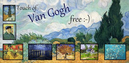 Приложения в Google Play – Touch of Van Gogh - free