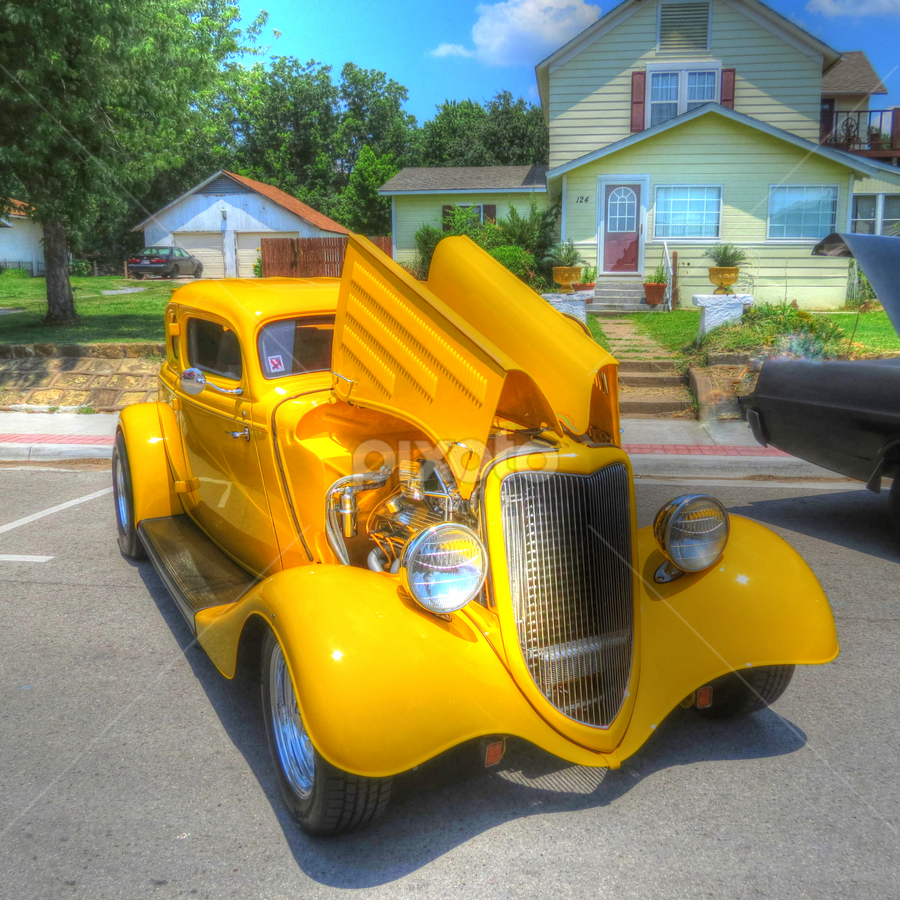 by Nancy Tharp - Transportation Automobiles
