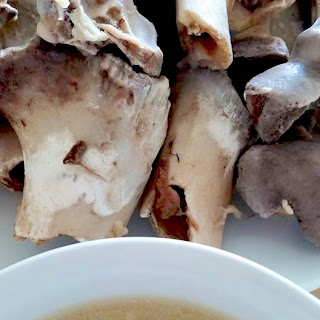 Japanese Pork Bone Collagen-Rich Soup