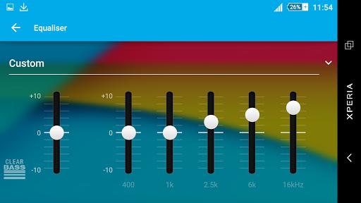 Kit Kat Xperien Theme screenshot 6