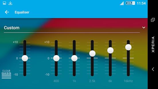 Kit Kat Xperien Theme Screenshot