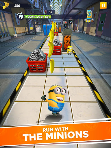 Minion Rush: Despicable Me Official Game apkpoly screenshots 7