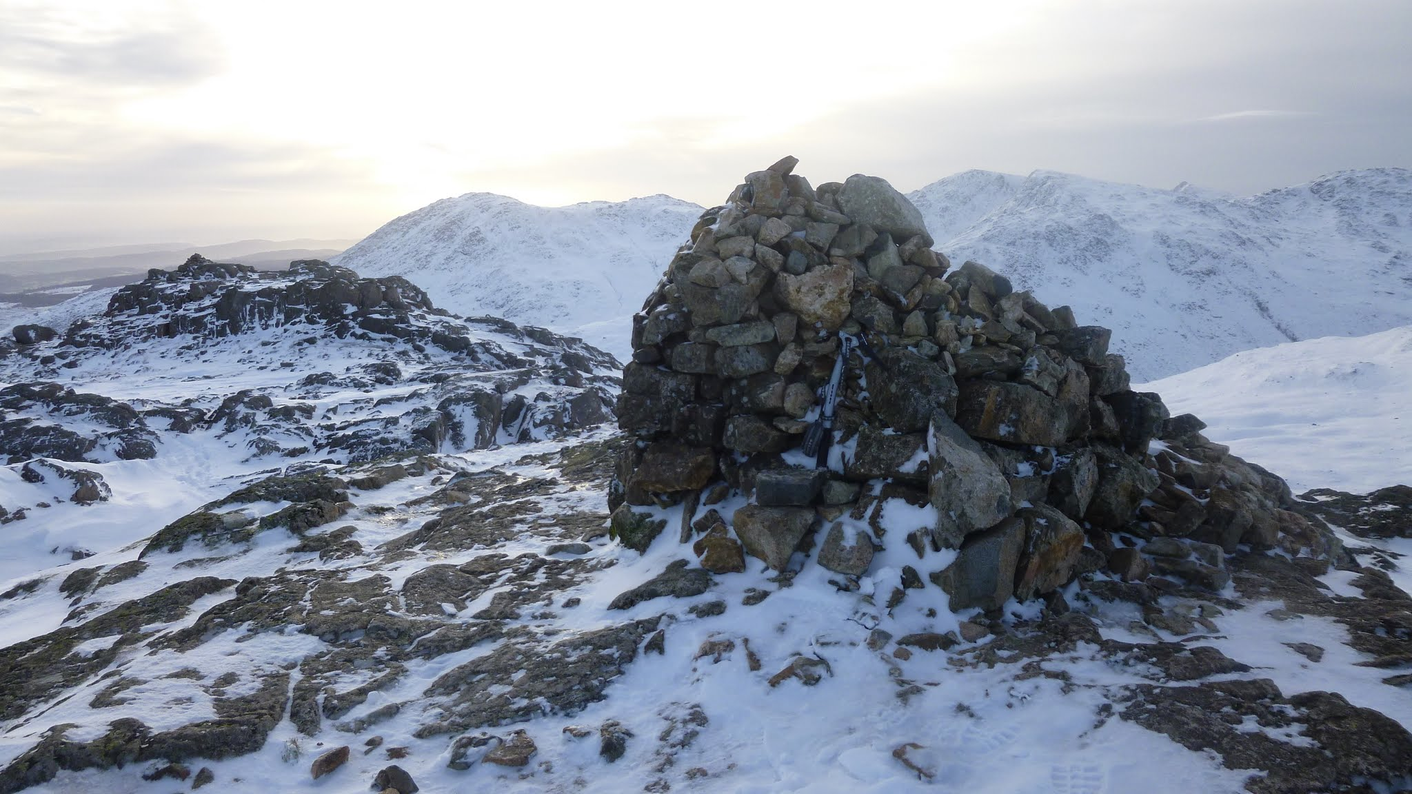 Photo: Summit of Pike of Blisco