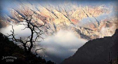 Photo: Wenn der Weg das Ziel ist, ist dieses Vorhaben eine Verheißung: Einmal im Leben über die Alpen wandern.  *****************************************  Schwarze Röcke, seidne Strümpfe, Weiße höfliche Manschetten, Sanfte Reden, Embrassieren – Ach, wenn sie nur Herzen hätten! Herzen in der Brust, und Liebe, Warme Liebe in dem Herzen – Ach, mich tötet ihr Gesinge Von erlognen Liebesschmerzen. Auf die Berge will ich steigen, Wo die frommen Hütten stehen, Wo die Brust sich frei erschließet, Und die freien Lüfte wehen. Auf die Berge will ich steigen, Wo die dunkeln Tannen ragen, Bäche rauschen, Vögel singen, Und die stolzen Wolken jagen. Lebet wohl, ihr glatten Säle! Glatte Herren! glatte Frauen! Auf die Berge will ich steigen, Lachend auf euch niederschauen. http://goo.gl/ITvFrA
