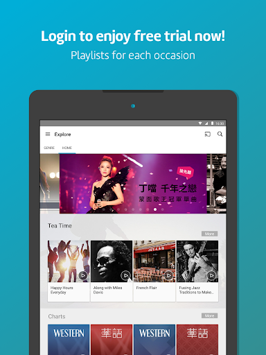 KKBOX-Free Download & Unlimited Music.Let's music! screenshot 11