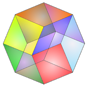 Rubik's Rhombic Dodecahedron