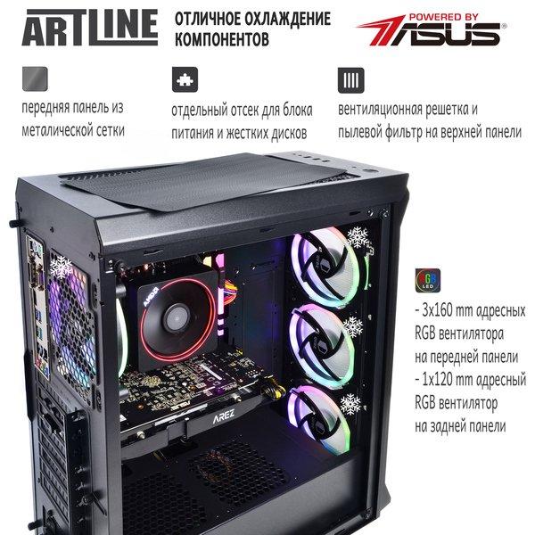 Особенности сборки Gaming X65 v21