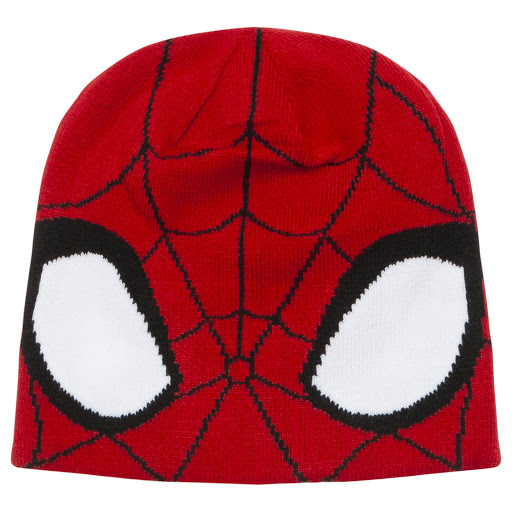 Primary image of Fabric Flavours Spiderman Beanie Hat