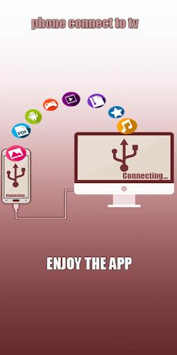 Phone Connector To TV Usb(hdmi/otg/mhl/wifi) screenshot 4