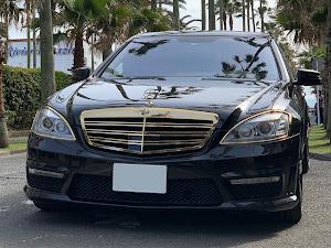 Sクラス W221 AMGスポーツエディション モカブラックのカスタム事例画像 たちせ Club Zeroさんの2019年05月03日17:54の投稿