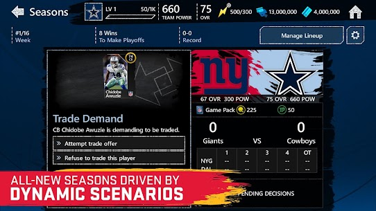 Madden NFL Mobile Football App Latest Version Download For Android and iPhone 7