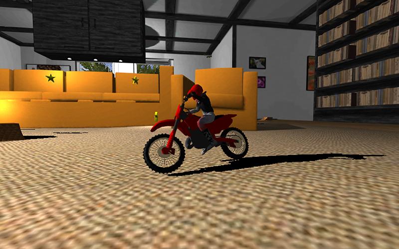 Office-bike-driving-3d 10