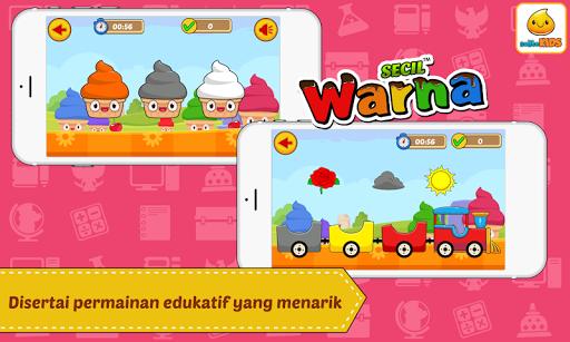 Belajar Warna + Suara  screenshots 4