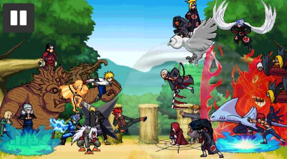 Ninja war 4 - náhled
