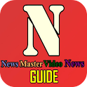 Guide News Master Video News icon