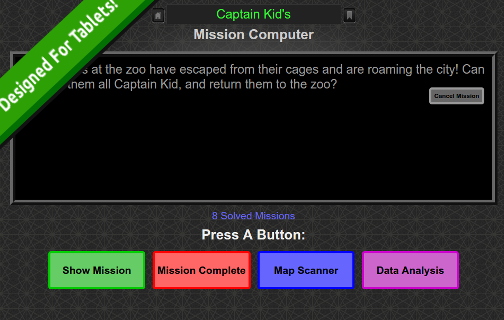 Mega Mission Computer- screenshot