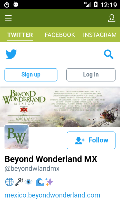 Beyond Wonderland Mexico 2017- screenshot