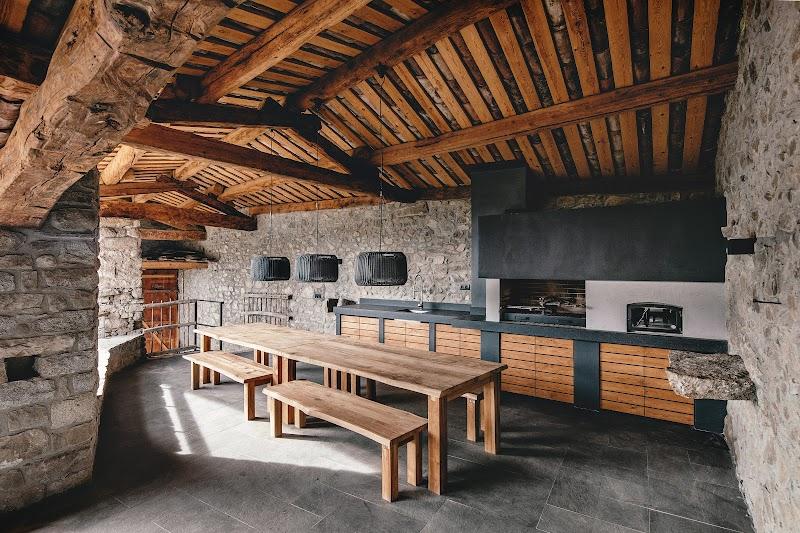 Cocina Santos en La Cerdanya