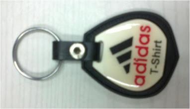 Photo: Plastic Keychain-1