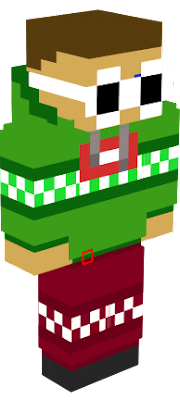 Sweez skin but christmas version)