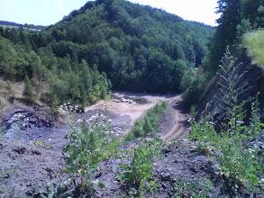 Photo: Pohled na 2. etáž z 1. etáže.