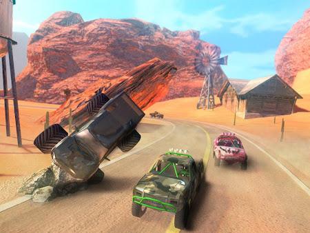 Dirt Truck 4x4 Offroad Racing 1.3 screenshot 91622