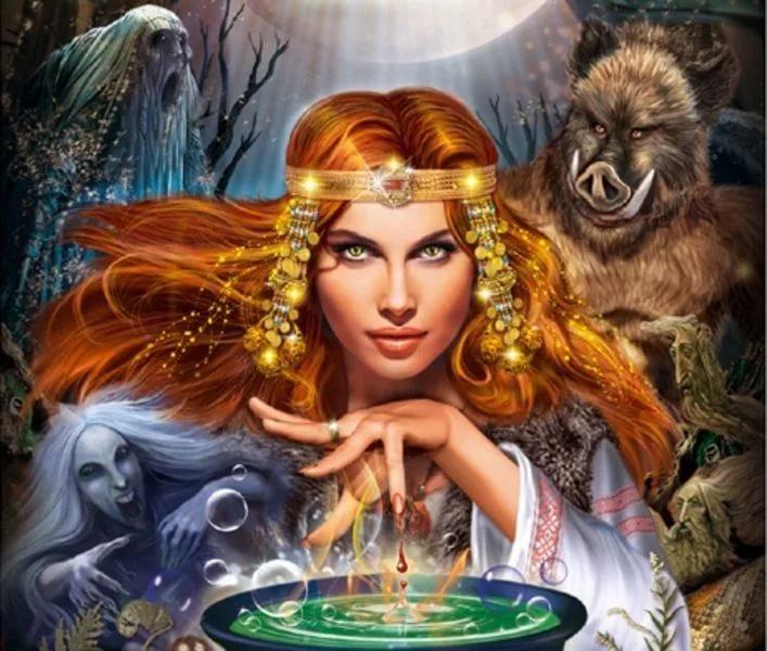 31 октября 2020. Самайн (Хеллоуин): традиции и ритуалы. | grani tonkogo mira