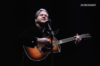 Photo: O músico britânico deixou o público satisfeito