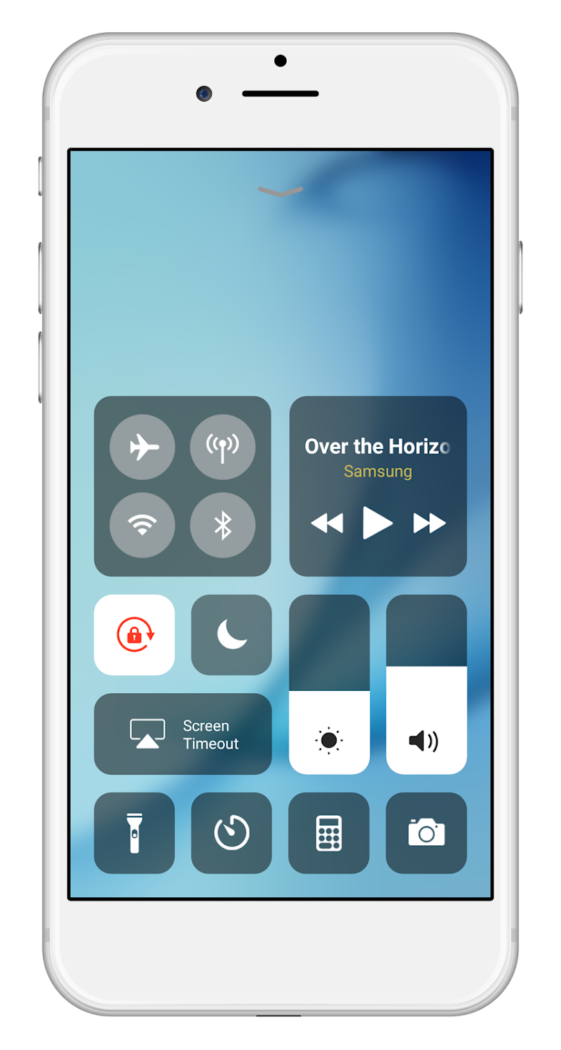 Control Center OS 11 APK Cracked Free Download | Cracked