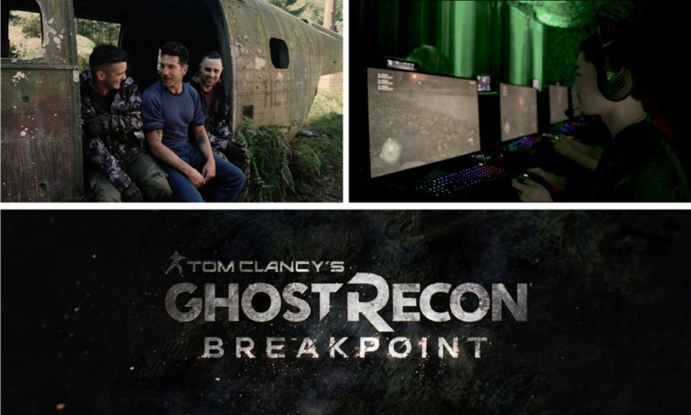 Ubisoft Ghost Recon Influencer Launch