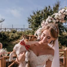 Wedding photographer Elena Partuleeva (Partuleeva). Photo of 27.08.2018