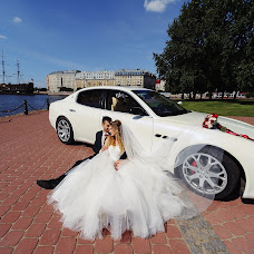 Wedding photographer Vladimir Shumkov (vshumkov). Photo of 11.08.2017