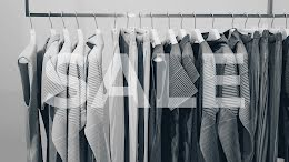 Clothing Sale - Facebook Cover Photo item
