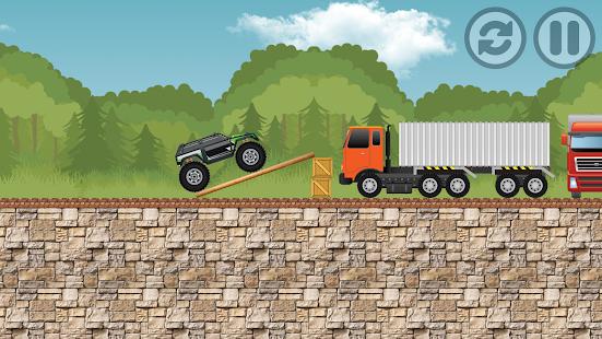 Monster Truck - náhled