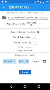 SQLite Editor Master 6