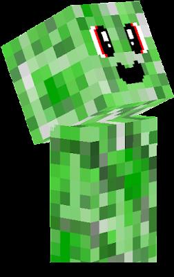 Creeper Nova Skin - Skin para minecraft pe creeper
