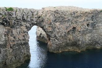 Photo: Arco litoral (Pont D'En Gil)
