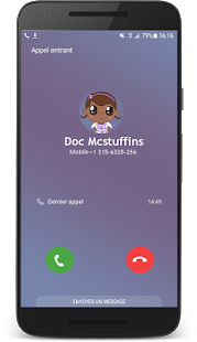 Fake call Doc Simulator For McStuffins 2018☎☎ - náhled