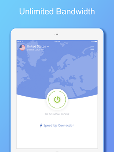 VPN 360 - Unlimited Free VPN Proxy Screenshot
