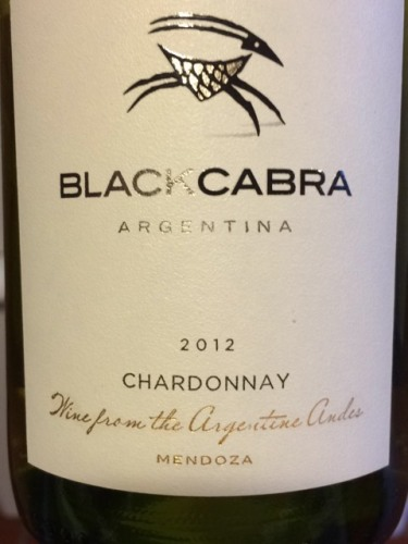 Logo for Black Cabra Chardonnay