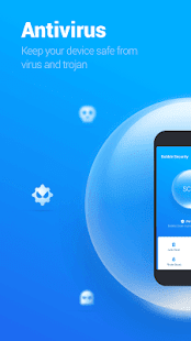 Bubble Security -Free Antivirus,Booster,Cleaner - náhled