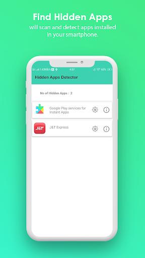 Hidden Apps Detector cheat hacks