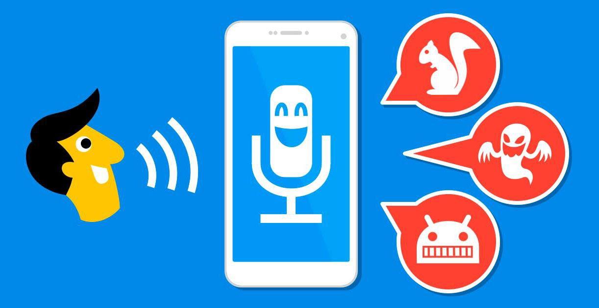 5 migliori app android per cambiare voce