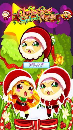 圣诞飞溅躁狂症