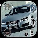 A7 Quattro Super Car: Speed Drifter icon