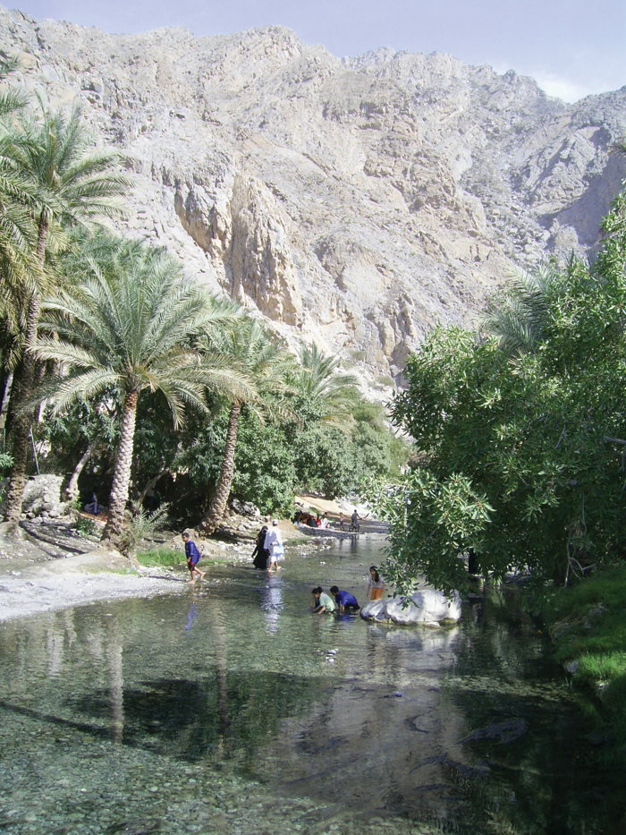 Eight Hot Springs in the Arab World that You Should Relax At